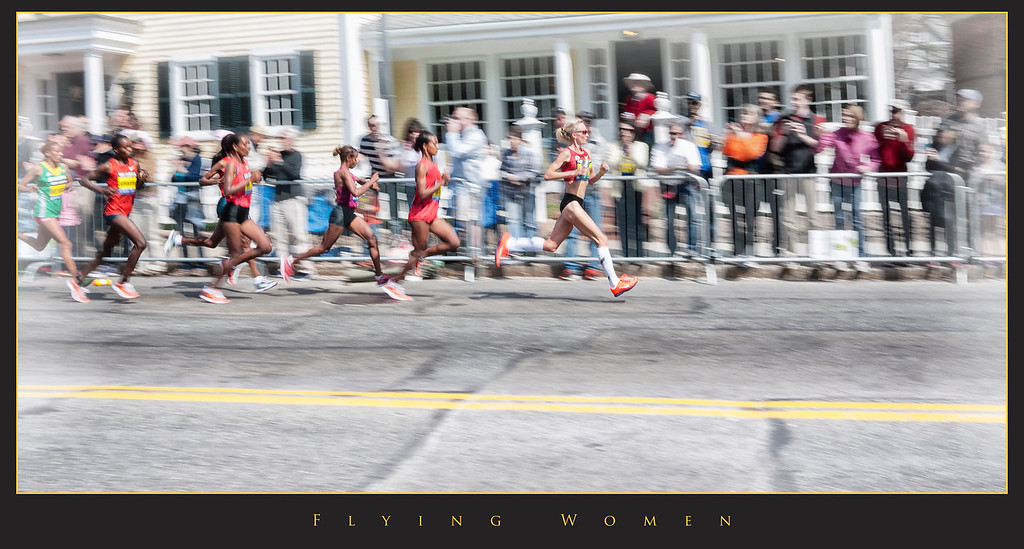 Flying Women